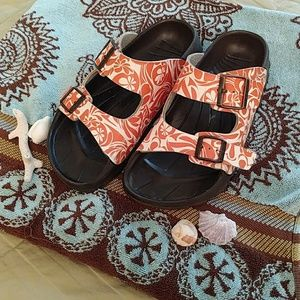 Burki's Sandals,  made by Birkenstock size 8-8.5